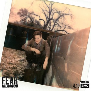 Season 4 Portrait - Polaroid - Maggie Grace