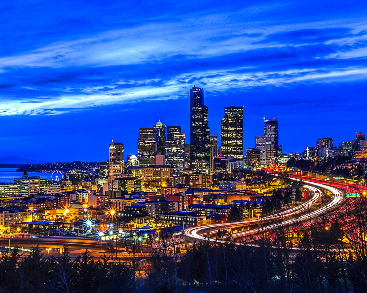 Seattle Les Etats Unis Fond Décran 41268180 Fanpop
