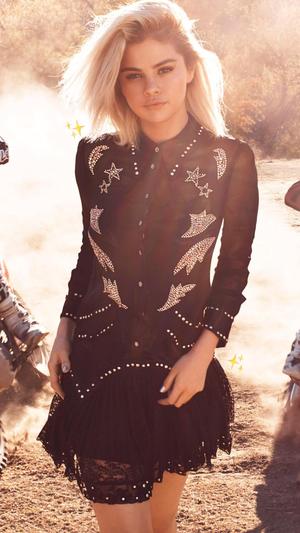 Selena for Harper's Bazaar (2018)