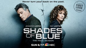 Shades of Blue - Season 3 Key Art