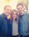 Shane, Lauren, and Jake