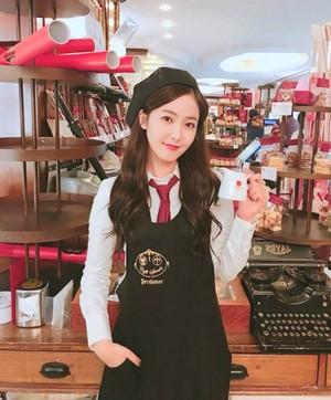 SinB Giappone Twitter 2018