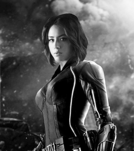 Skye (Agents Of S.H.I.E.L.D) 바탕화면 called Skye