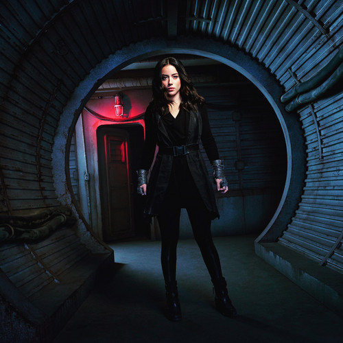 Skye (Agents Of S.H.I.E.L.D) 바탕화면 called Skye