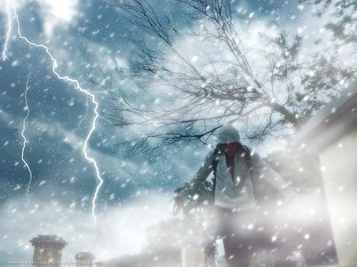 jlhfan624 achtergrond called Snow Storm