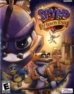 Spyro A Hero s Tail