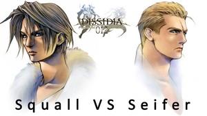 Squall VS Seifer