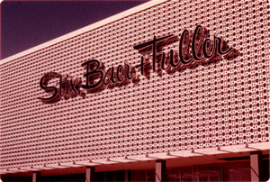 Stix, Baer and Fuller at River Roads Mall (1962)