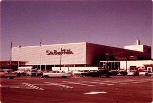 Stix, Baer & Fuller Company at the River Roads Shopping Center (1961)