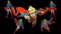 dc-comics - Supergirl Wallpaper - Times 5 Again  wallpaper wallpaper