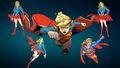 dc-comics - Supergirl Wallpaper - Times 5  wallpaper wallpaper