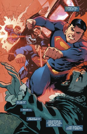 superman vs Vandal Savage