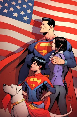 superman and Family