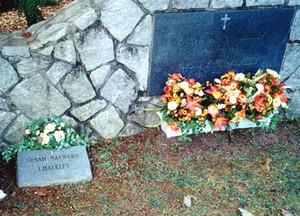 Susan Hayward grave
