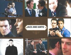 TORCHWOOD JACK AND IANTO