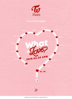 TWICE kick off their road to 'What Is Love?' comeback with a timetable teaser image!