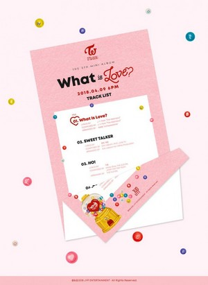 TWICE reveal two zaidi tracks from their 5th mini album 'What is Love?'