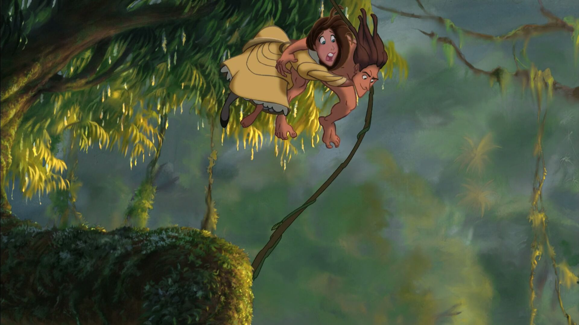 Tarzan 1999 Bdrip 1080p Eng Ita X264 Multisub Shiv 2450949 Walt Disney S Tarzan Photo 41252728 Fanpop