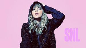 Taylor on SNL 2017