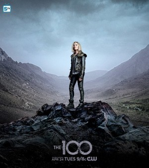The 100 - Season 5 - Posters