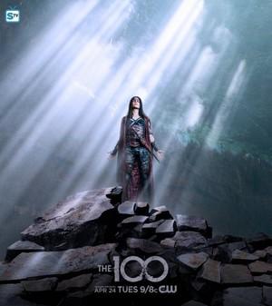 The 100 - Season 5 - Posters