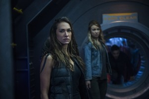 "The 100 ""Sleeping Giants"" (5x03) promotional picture"
