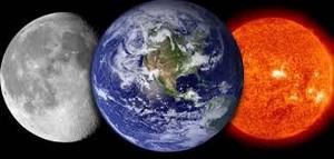 The Celestial Trinity