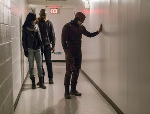 The Defenders Season 1 promotional picture