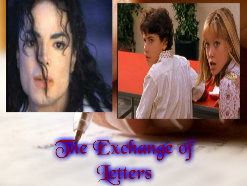 The Exchange of Letters