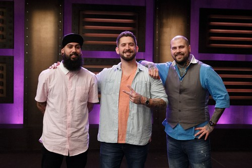 Ink Master wallpaper called The Finalists of Ink Master: Return of the Masters