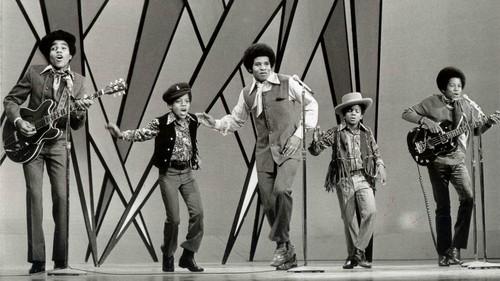 Michael Jackson wallpaper entitled The Jackson 5