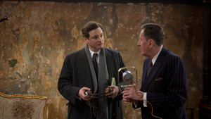 The King's Speech 壁紙