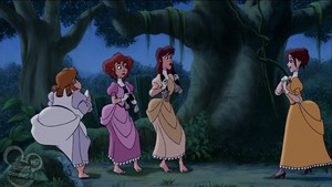 The Legend of Tarzan 37 Tarzan and the British Invasion 862960