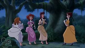 The Legend of Tarzan 37 Tarzan and the British Invasion 863080