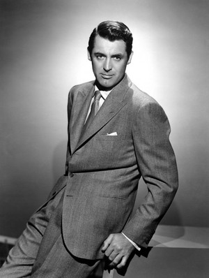 The Lovely Cary Grant