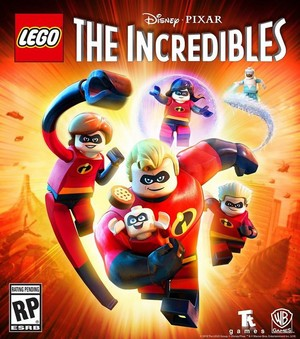 The incredibles lego game