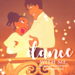 Tia and Naveen - childhood-animated-movie-heroines icon