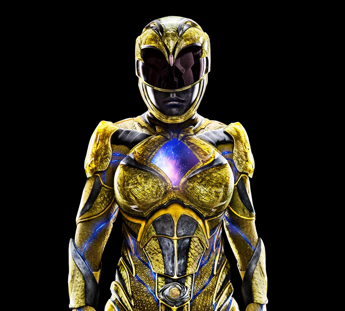 Power Rangers 2017 Images Trini Yellow Ranger Hd Wallpaper And