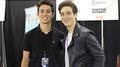 Tyler Boronski and Chester Rushing