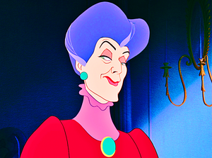 Walt Disney Screencaps – Lady Tremaine