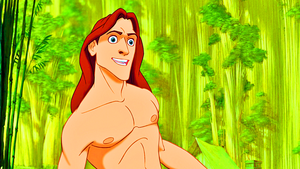Walt Disney Screencaps – Tarzan