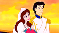 Walt Disney Screencaps – Vanessa & Prince Eric - walt-disney-characters photo