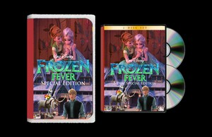 Walt Disney's Frozen Fever: Special Edition (2004) On VHS & DVD
