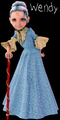 Wendy as she will appear in Peter Pan: The Land of Forever - peter-pan photo