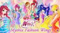 Winx club fadas