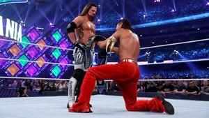 Wrestlemania 34 ~ AJ Styles vs Shinsuke Nakamura