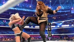 Wrestlemania 34 ~ Alexa Bliss vs Nia Jax