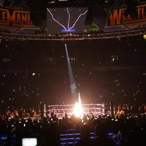 Wrestlemania 34 ~ John Cena vs The Undertaker