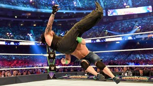 Wrestlemania 34 ~ John Cena vs The Undertaker