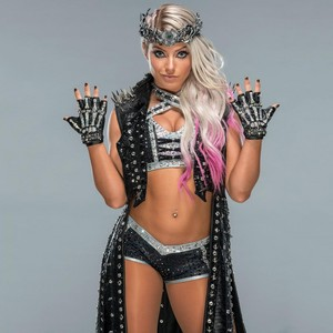 Wrestlemania 34 Ring Gear ~ Alexa Bliss